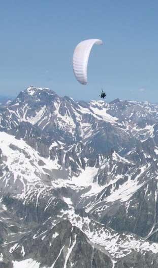 Oberalppass auf 3800m